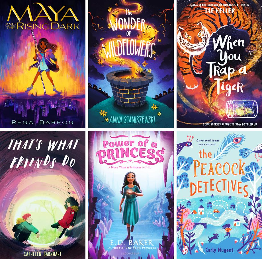 Celebrate #MiddleGradeMonday with an assortment of some of the best and brightest new middle grade book covers! popgoesthereader.com/target-audienc…