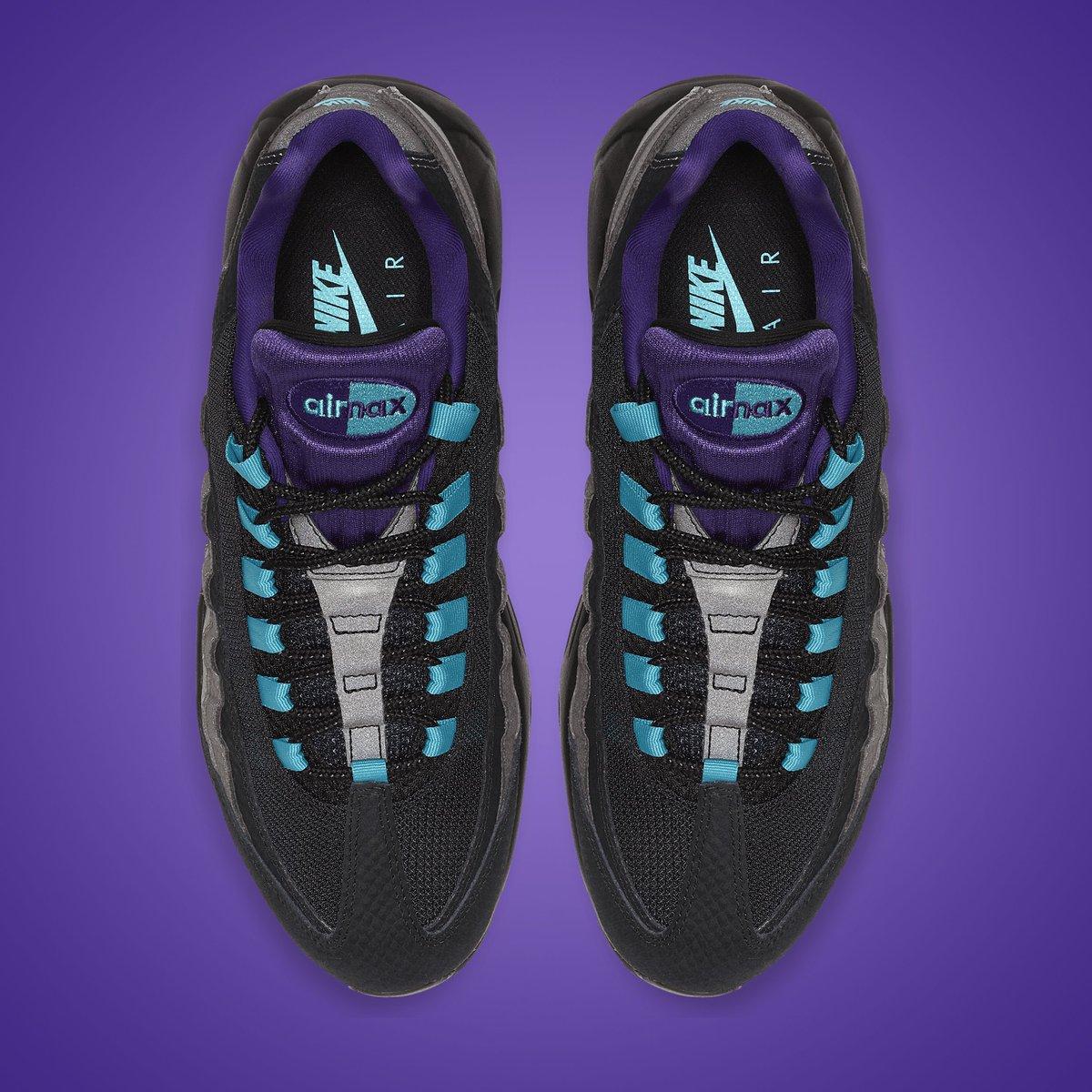 Nike Air Max 95 LV8 'Grape Reverse' | AO2450 002