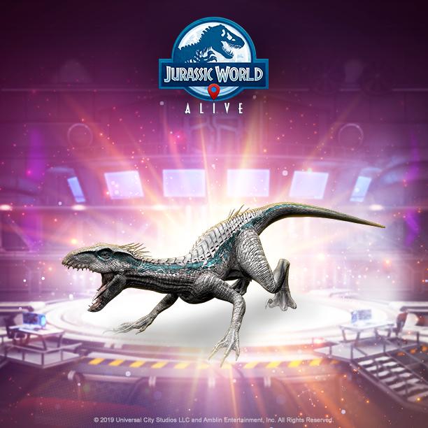Jurassic World Alive (@JWorldAlive) | Twitter