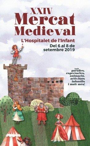Ara que ja ha passat el Mercat Medieval de lHospitalet de lInfant, volem fer balanç daquesta 24a edició i per això us demanem la col·laboració a tots aquells que el vau visitar. Podeu respondre aquesta enquesta?: cutt.ly/mwQQV0p Moltes gràcies!
