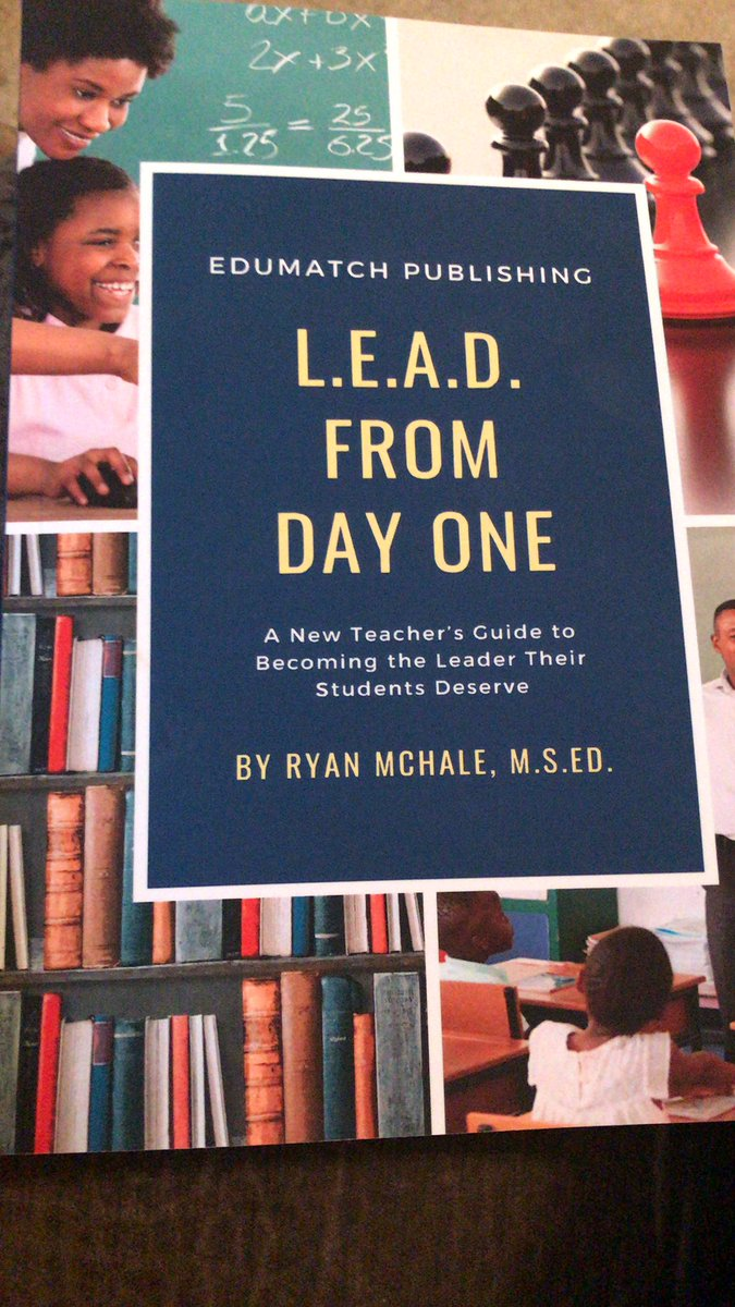 Excited to have a copy of @PonderEducation's book!!!! It came in the mail today!!
