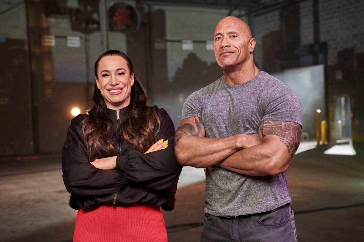 .@TheRock & @DanyGarciaCo present @AthleticonATL OCT 9-11, 2020 in Atlanta. Join us in celebrating movement, enriching our lives, and finding joy in community. Be the first to experience athletics, entertainment & wellness under one roof: bit.ly/ATHLETICON