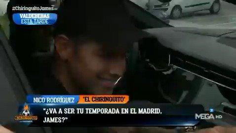 James Rodriguez espère s'imposer au Real Madrid
