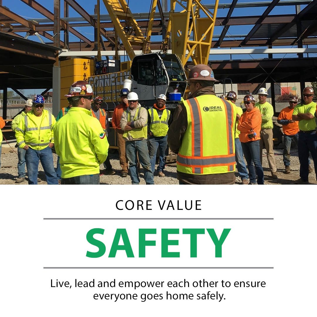 test Twitter Media - Safety is our number one priority on and off the jobsite. https://t.co/MEjqRnx4Rr