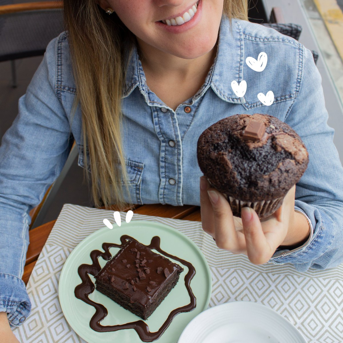 💚 ¡Amamos el chocolate por eso celebramos contigo nuestro Chocoweek! 🍫 ¿Cuál es tu opción de chocolate favorita? 😉 https://t.co/F1dRlFGKEm