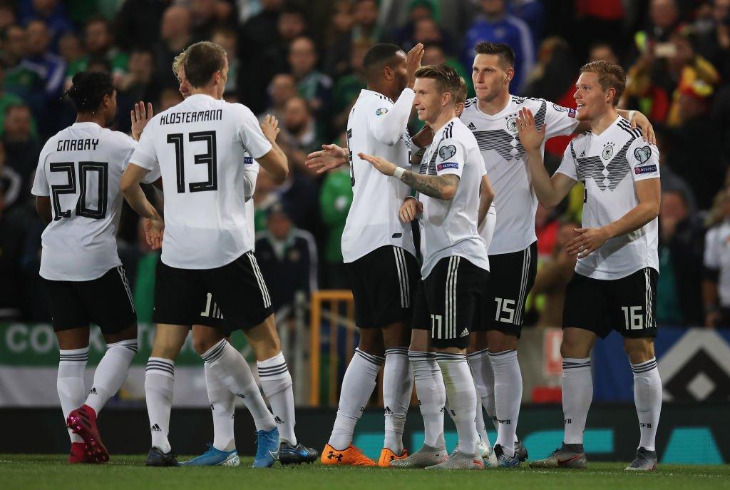 Отбор на Евро-2020. Непростая победа Германии в матче с Северной Ирландией - изображение 1