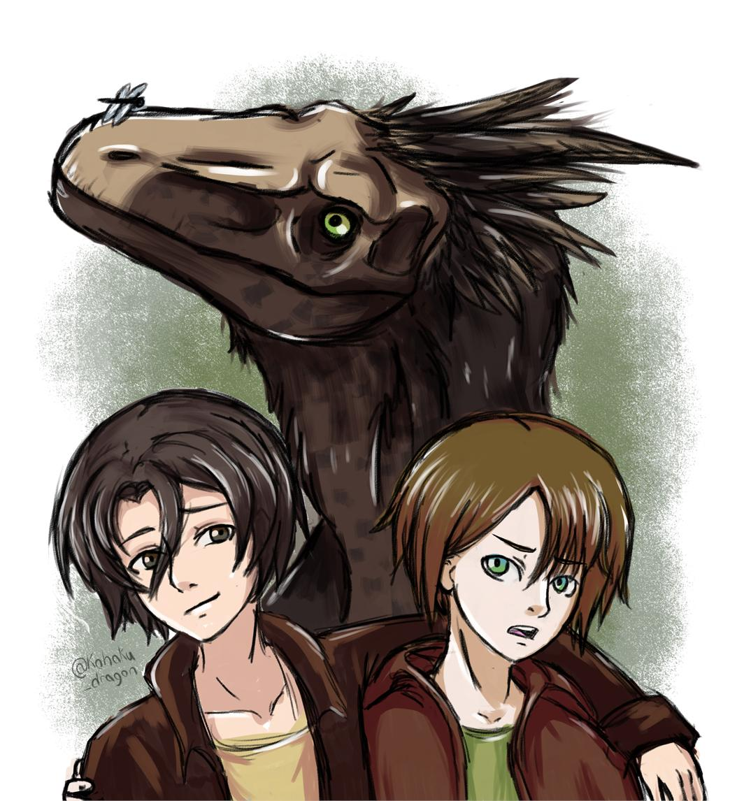 amber watson a twitter i almost forgot about oceptember my favorite ocs are these three kaygen alex and their pet dino who i don t have an official name for amber watson a twitter i almost