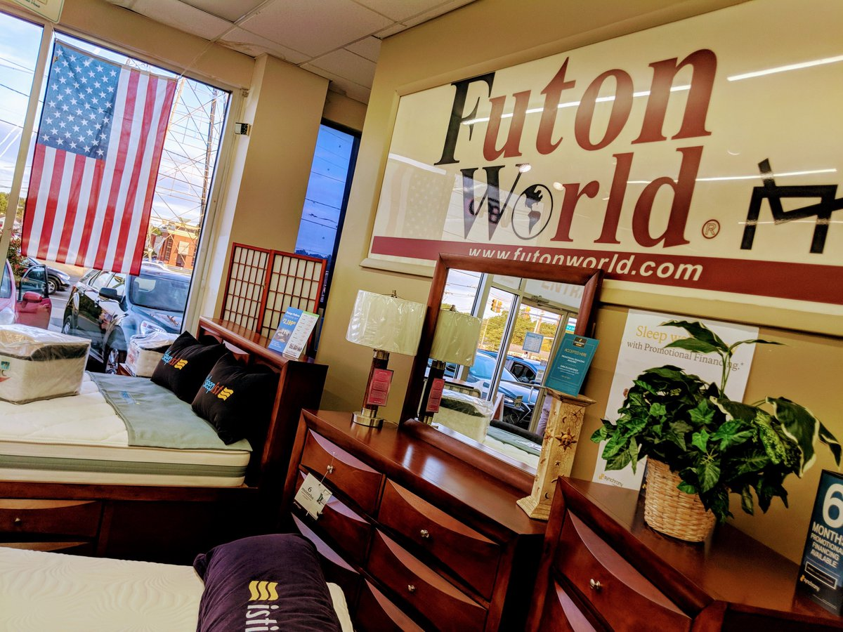 Futon World On Twitter Located Route 1