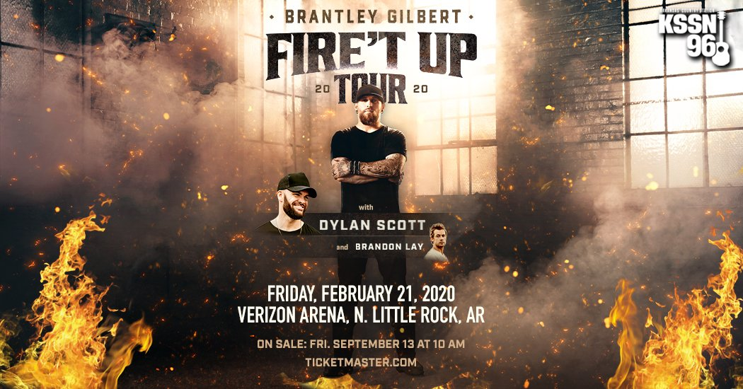 Brantley Gilbert Tour 2020.Firetuptour Hashtag On Twitter