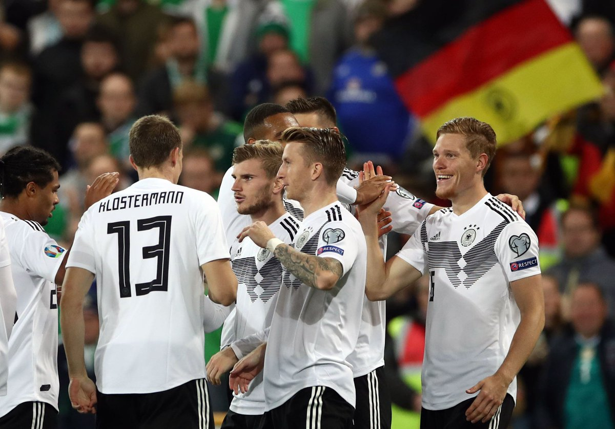 Video: Northern Ireland vs Germany Highlights