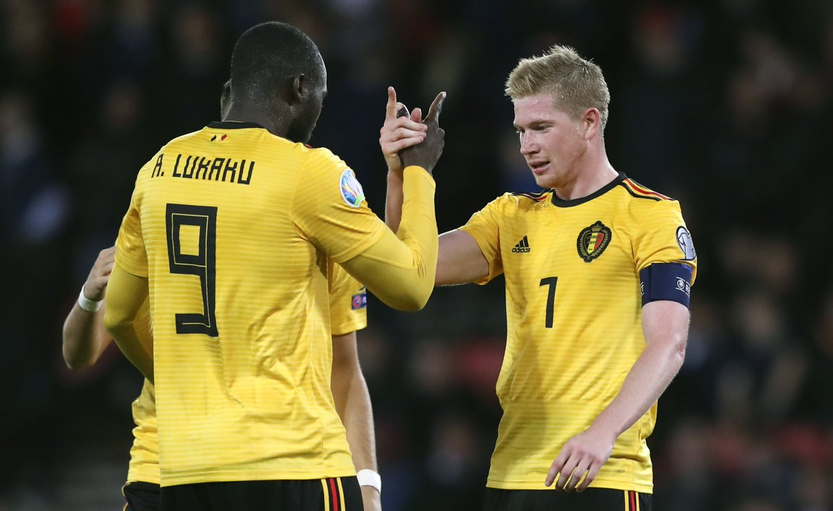 Video: Scotland vs Belgium Highlights