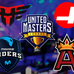 Image for the Tweet beginning: CR4ZY, Heroic, Movistar Riders and