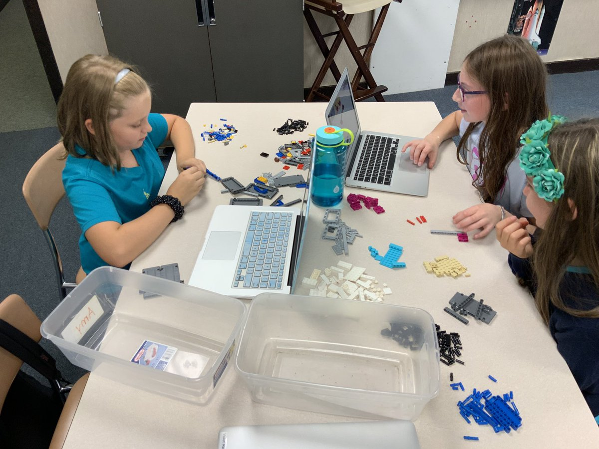 Excited for a new FLL Season! @firstlegoleague #CityBuilder