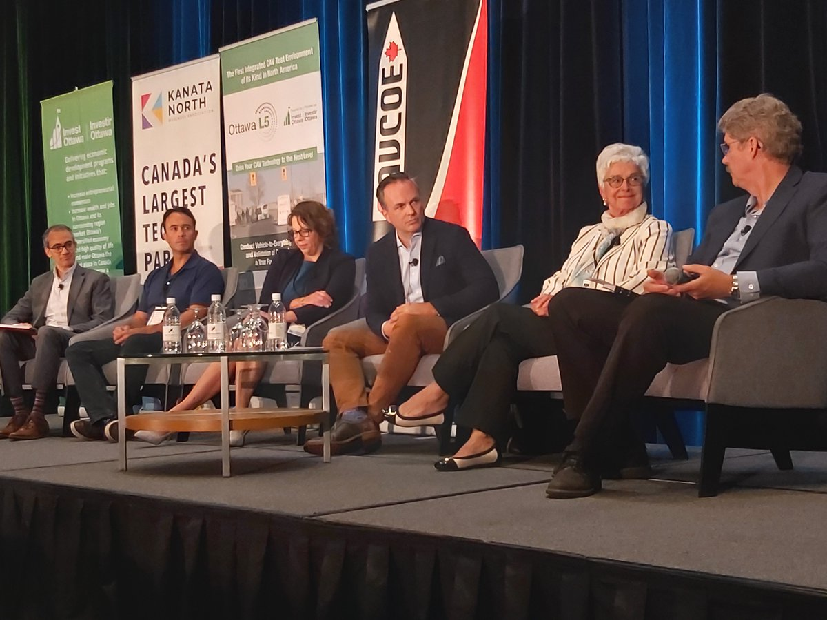 test Twitter Media - Eric Smith, our Senior Vice President, spoke as a panelist at #CAV19 today, discussing new opportunities for innovation and the impact that #5G will have on V2X communications and intelligent transportation. @CAVCanada https://t.co/YOiMUE7e0k