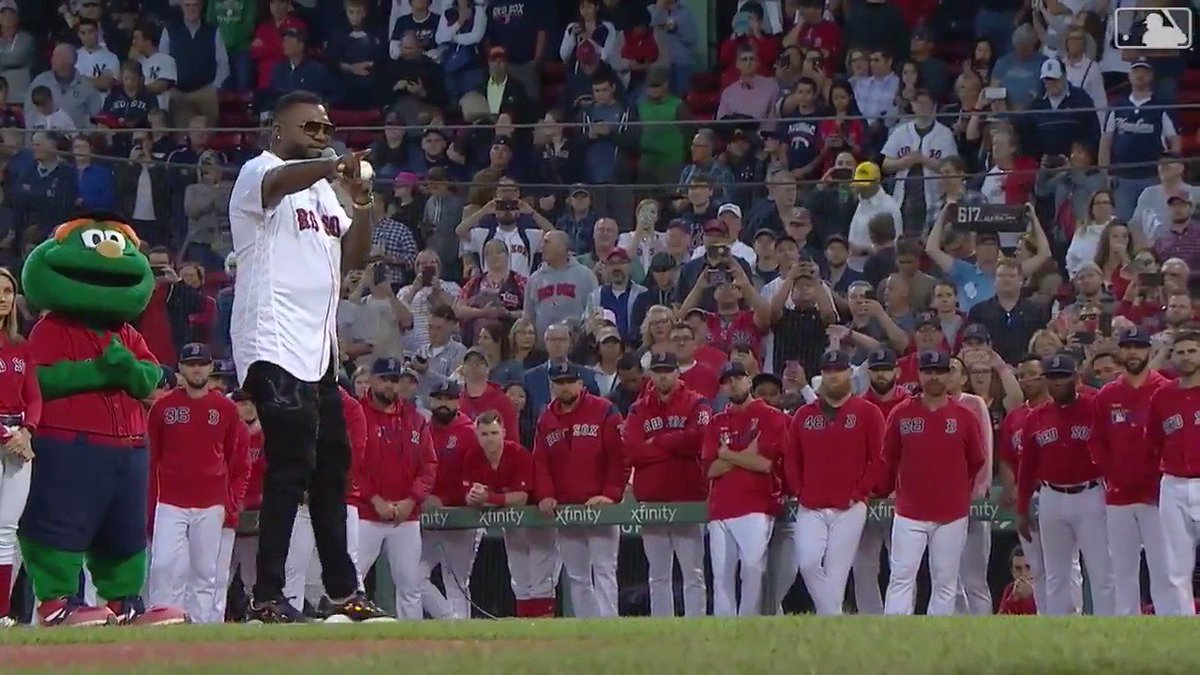 This is awesome. Long Live David Ortiz