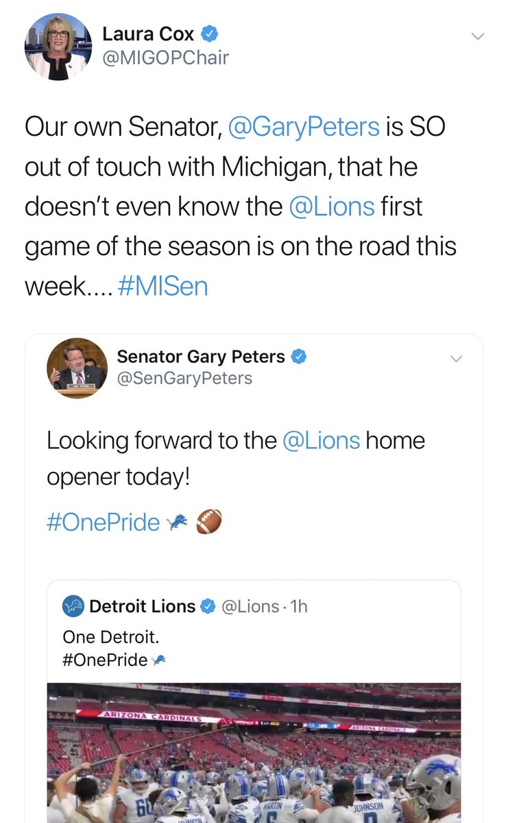 You missed a great home opener yesterday! twitter.com/abdulelsayed/s…
