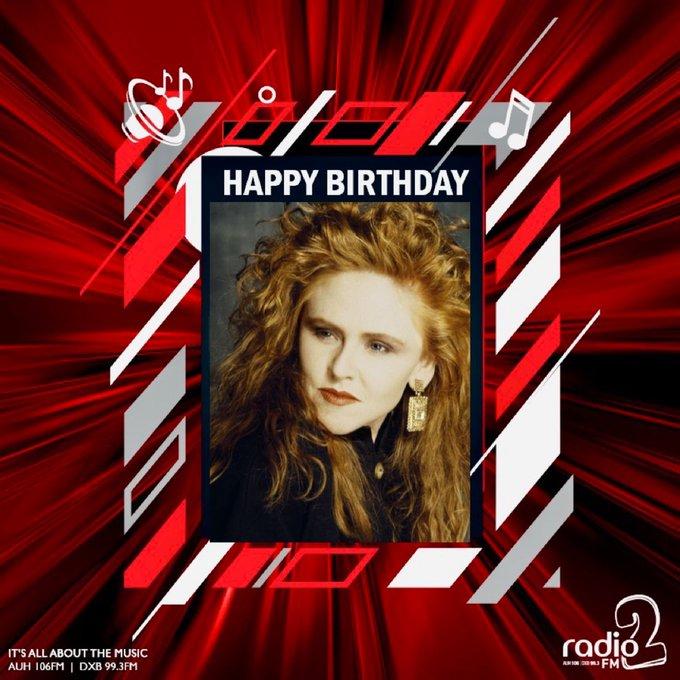 Happy Birthday Carol Decker