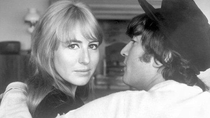 Happy Birthday Cynthia Lennon