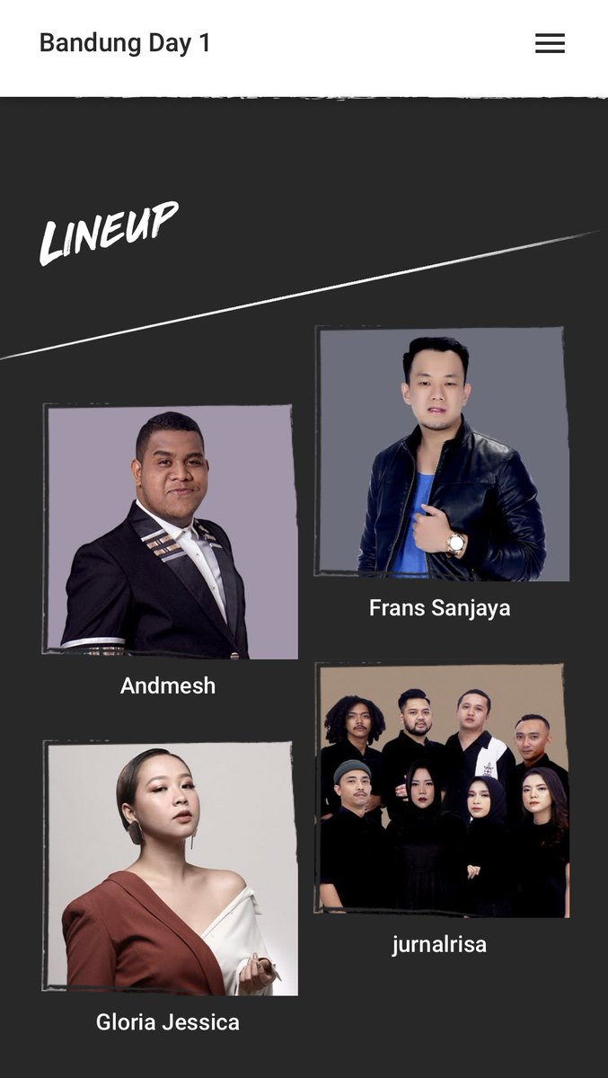 Youtube Fanfest Indonesia On Twitter Bandung You Can Get Your Tickets For The Showcase Now At Https T Co Mz94s5afnb Check Out The Lineup For The Showcase There S Andmesh Jurnalrisa Young Lex And