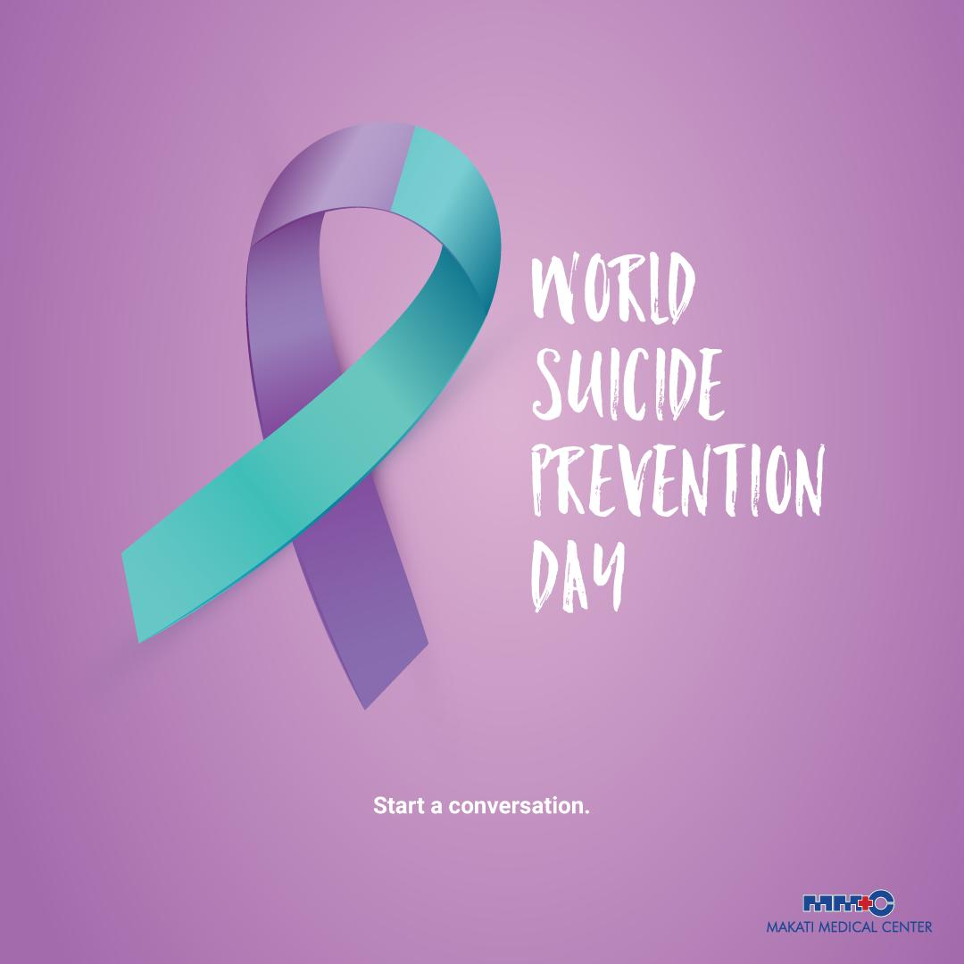 We lose around 800,000 of our brothers and sisters to suicide each year. Its high time that we lessen the stigma around mental health and lend a shoulder to those battling with suicidal thoughts. Lets start the conversation to save more lives! #YourHealthMatters