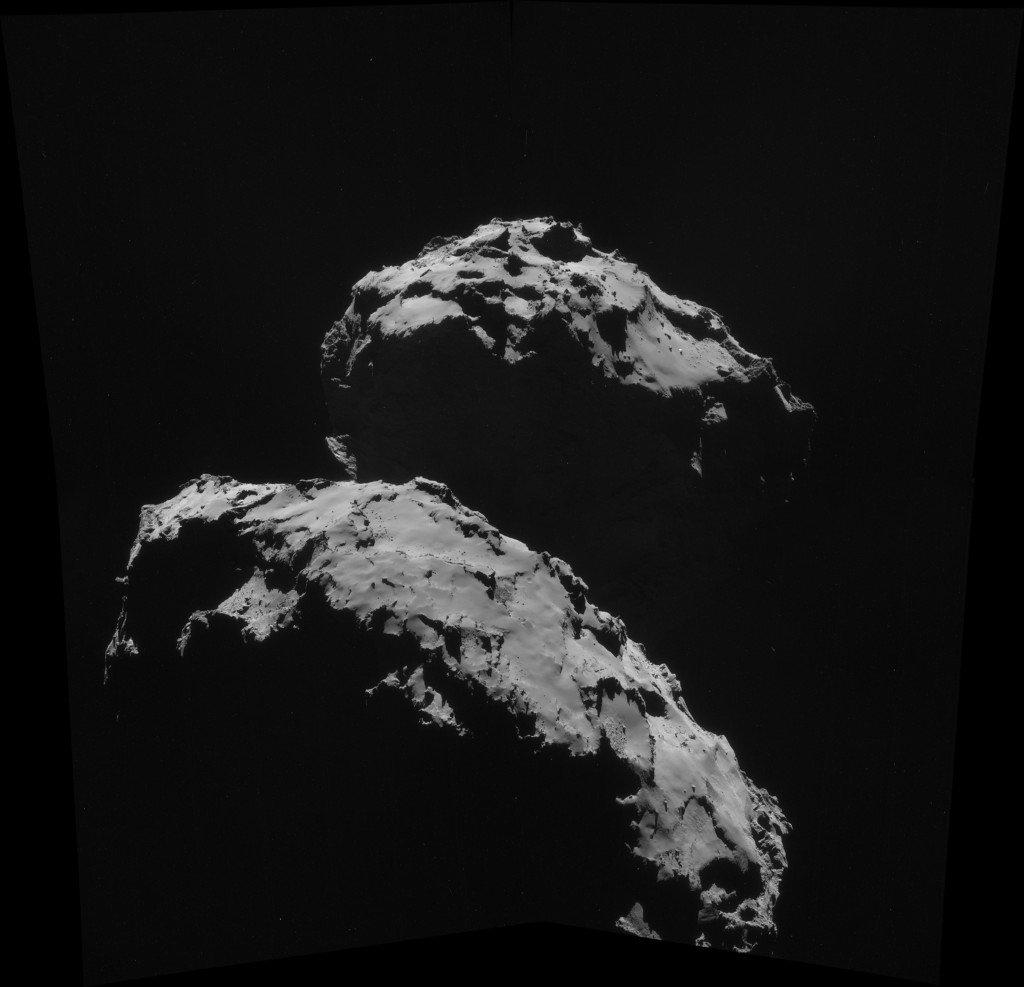 esa rosetta images - HD1024×987