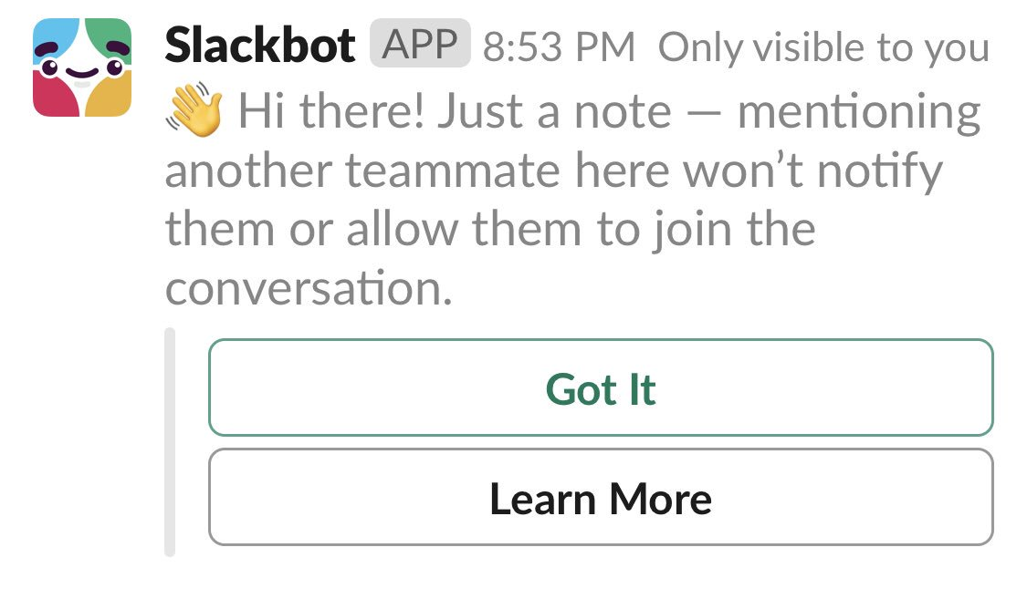 Slackbot is super cool sure why Microsoft killed off T Bot for Teams