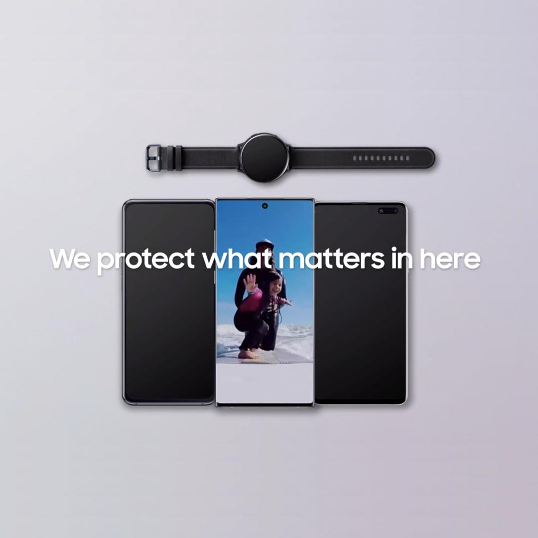 The instinct to protect others is in all of us. It's part of Samsung's DNA, too. That's why we've spent years perfecting our Knox security platform. Learn more: http://smsng.co/Security #Samsung #SecuredbyKnox