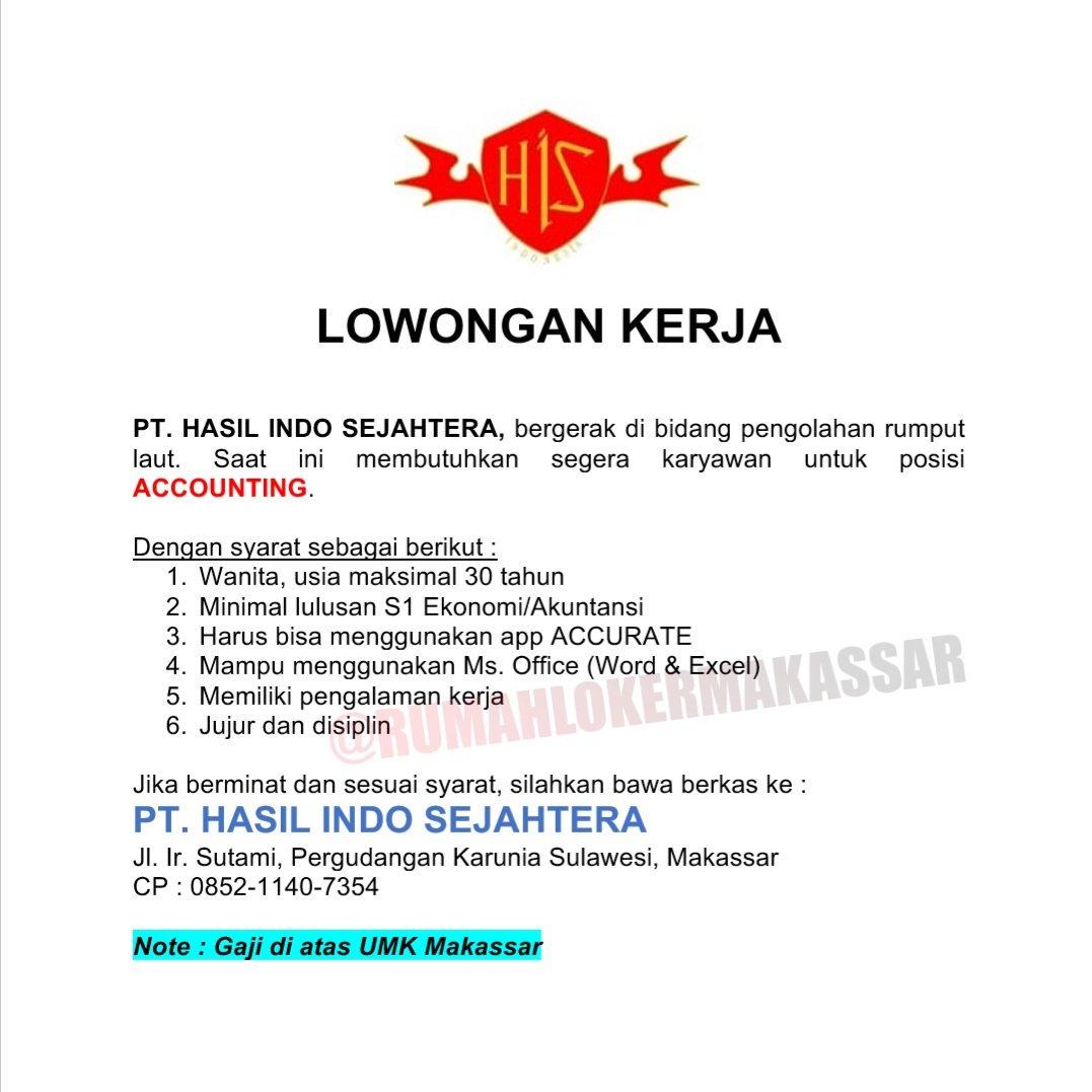 Lowongan Kerja Telkomsel Makassar Telkomsel Informa