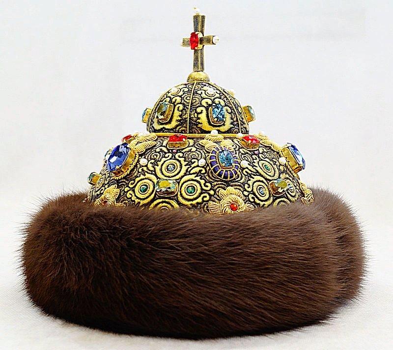 Большие фотографии шапки мономах