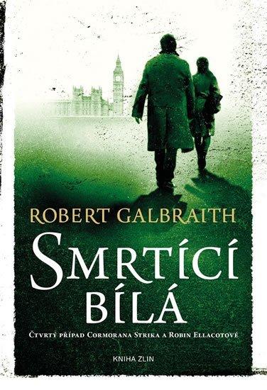 Právě nám dovezli nového Galbraitha (aka J. K. Rowlingovou). V novince Smrtící bílá zabere Cormoranu Strikeovi poměrně dost snahy už jen zjistit, po čem má vlastně pátrat: https://t.co/XAv6ozRpLj #thriller #RobertGalbraith #CormoranStrike https://t.co/pnCRk3Lj2r