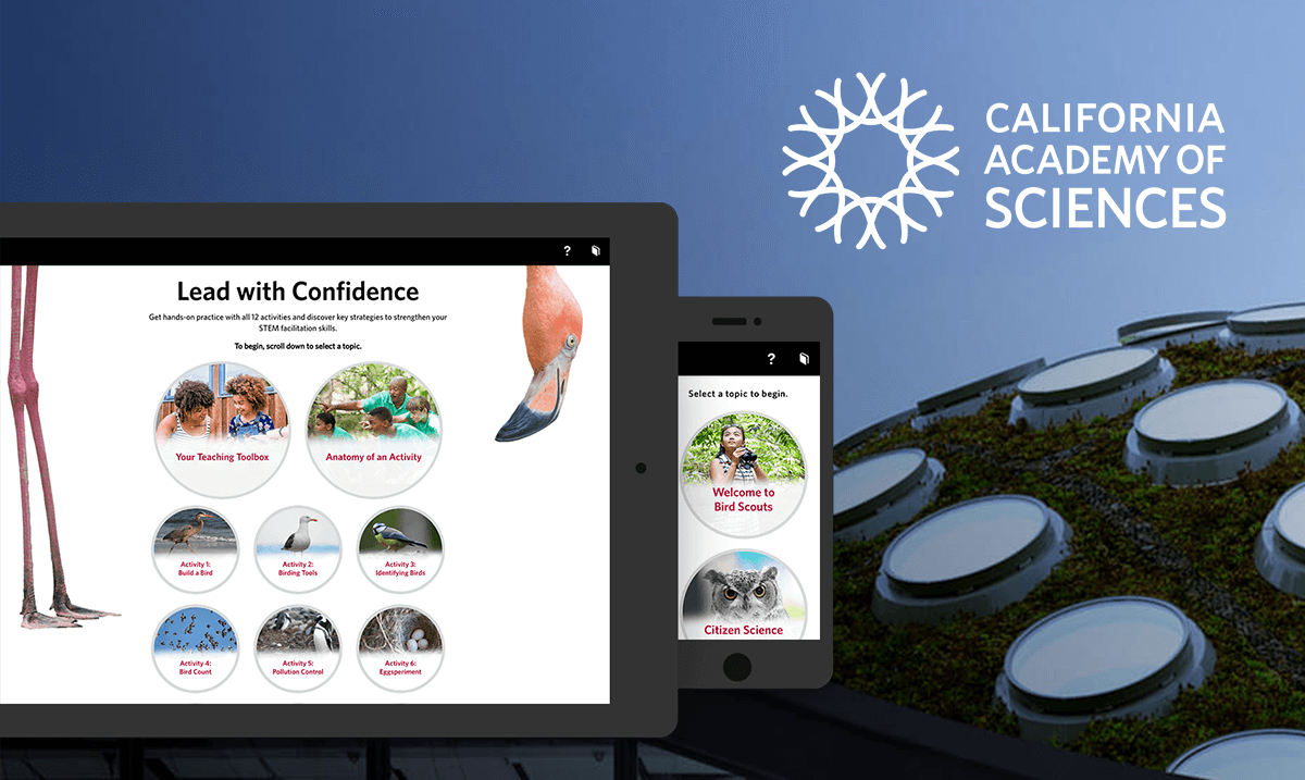 Have you heard? We recently picked up not one, but two Brandon Hall Gold Excellence awards for our work with the California Academy of Sciences! 🎉👏 @calacademy Check out the #casestudy here hubs.ly/H0kCyBg0