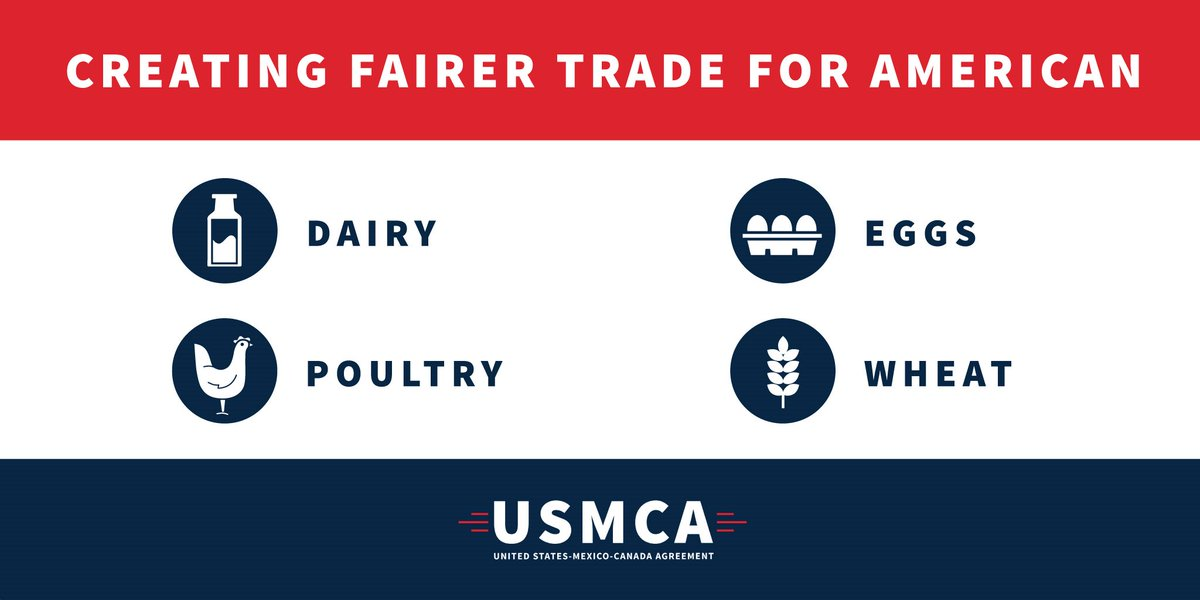 It's time for Congress to seal the deal and pass #USMCANow!