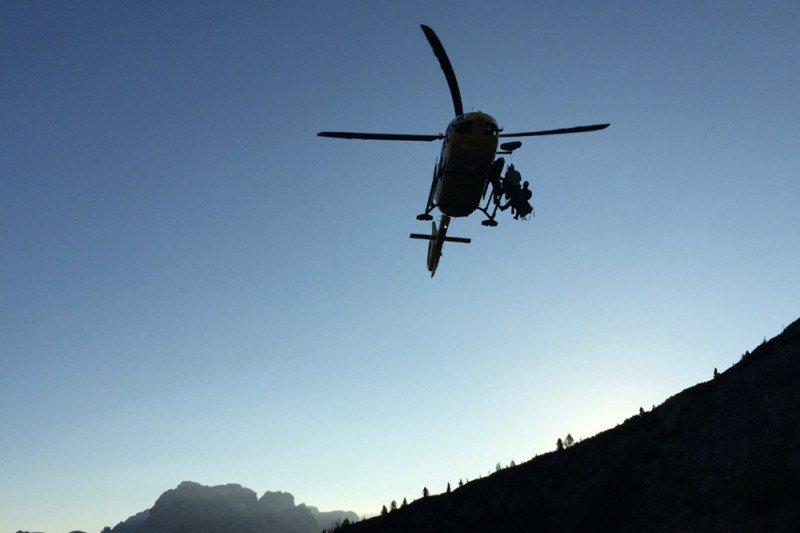 Doppio intervento del Soccorso alpino nell'ampez...