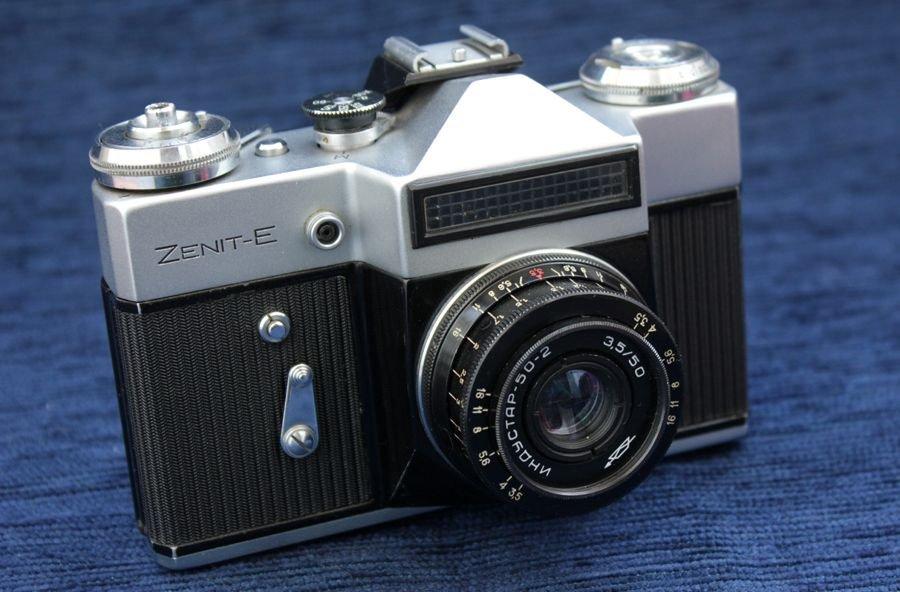 сколько сейчас стоит фотоаппарат зенит немало программ