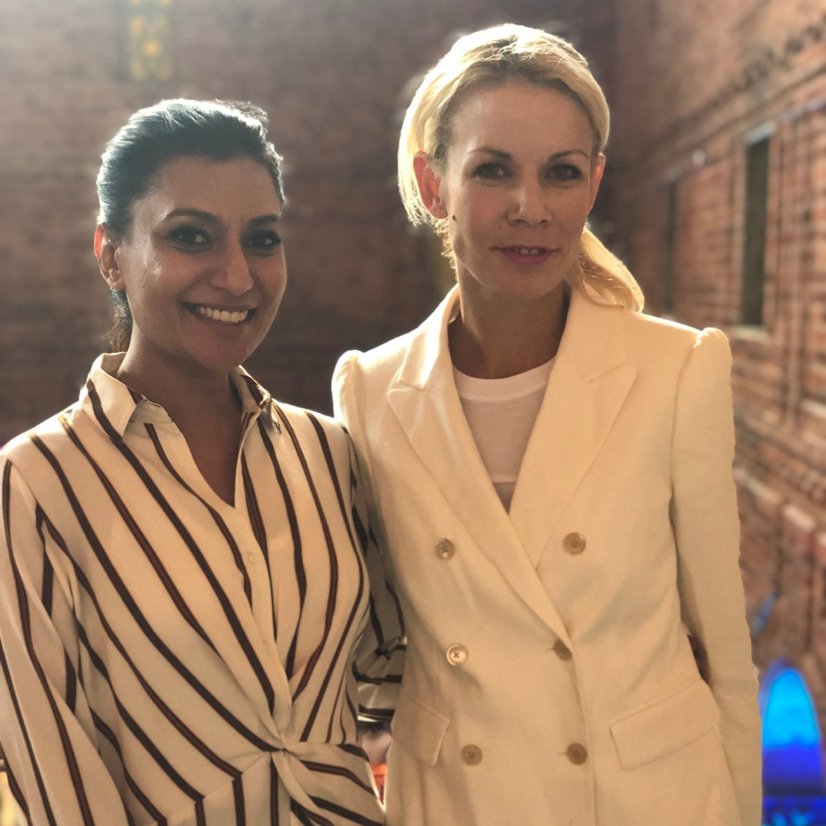 Anna Konig Jerlmyr On Twitter Met The Amazing Maliniagarwal One Of India S Biggest Influencers During Sthlmtechweek And Europe S Largest Female Hackathon Here In Stockholm So Inspiring To Learn About How She Created