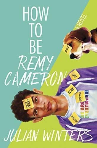 Happiest book birthday to HOW TO BE REMY CAMERON by @julianw_writes. This coming of age story explores themes of romance, mixed families, and identity. Can't wait to read it! julianwinters.com/books/