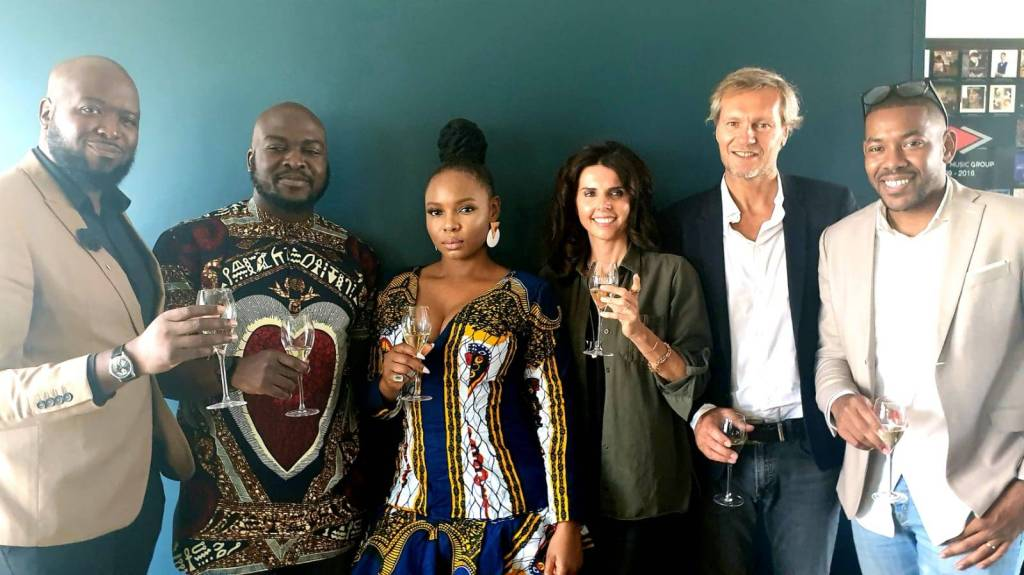 Yemi Alade Signs Multi-Year licensing Deal With Universal Music Africa & Universal Music France.