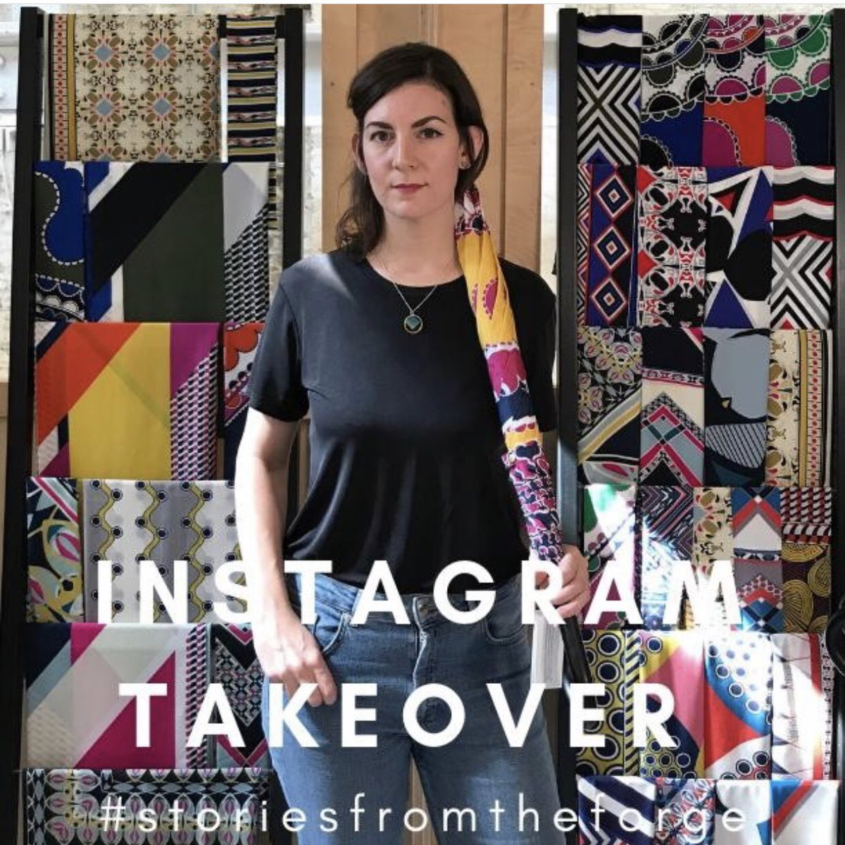 This week I'm super excited to be taking over the @CraftCentralUK #Instagram feedJoin me from my studio as I share my #Storiesfromtheforge 9-14 Sept https://instagram.com/p/B2MLVbxAR7K/   #DesignerTakeover pic.twitter.com/Icu8Xjx5J7