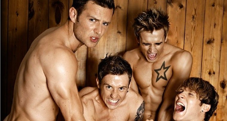Mcfly danny's naked thank you
