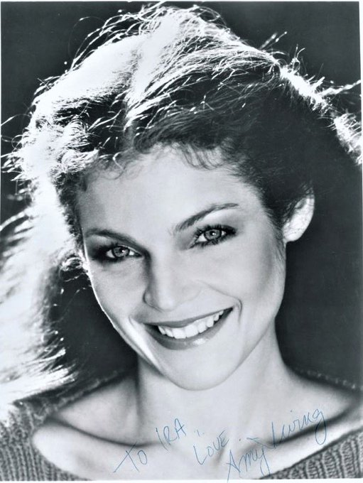Happy Birthday to actress Amy Irving born on September 10, 1953