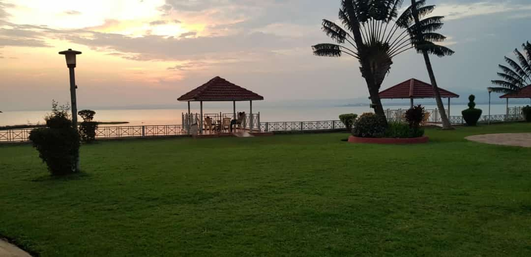 It's another day by the Lakeside city of Kisumu.