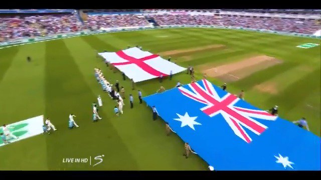 The 5th and final Ashes Test begins tomorrow morning with Australia having already retained the title. With pride on the line, will it be the English or the Aussies who end off with a victory? #TheAshes