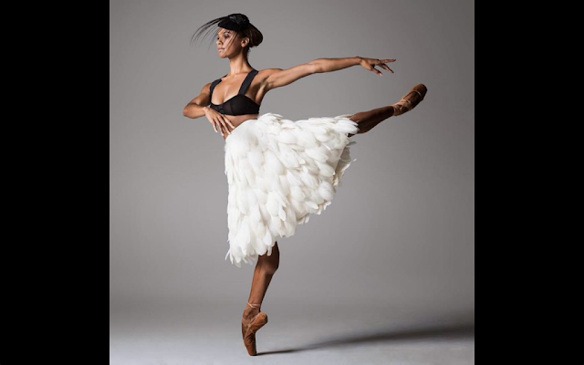 September 10 - Happy Birthday, Misty Copeland   Misty Copeland, September 10 - Happy Birthday