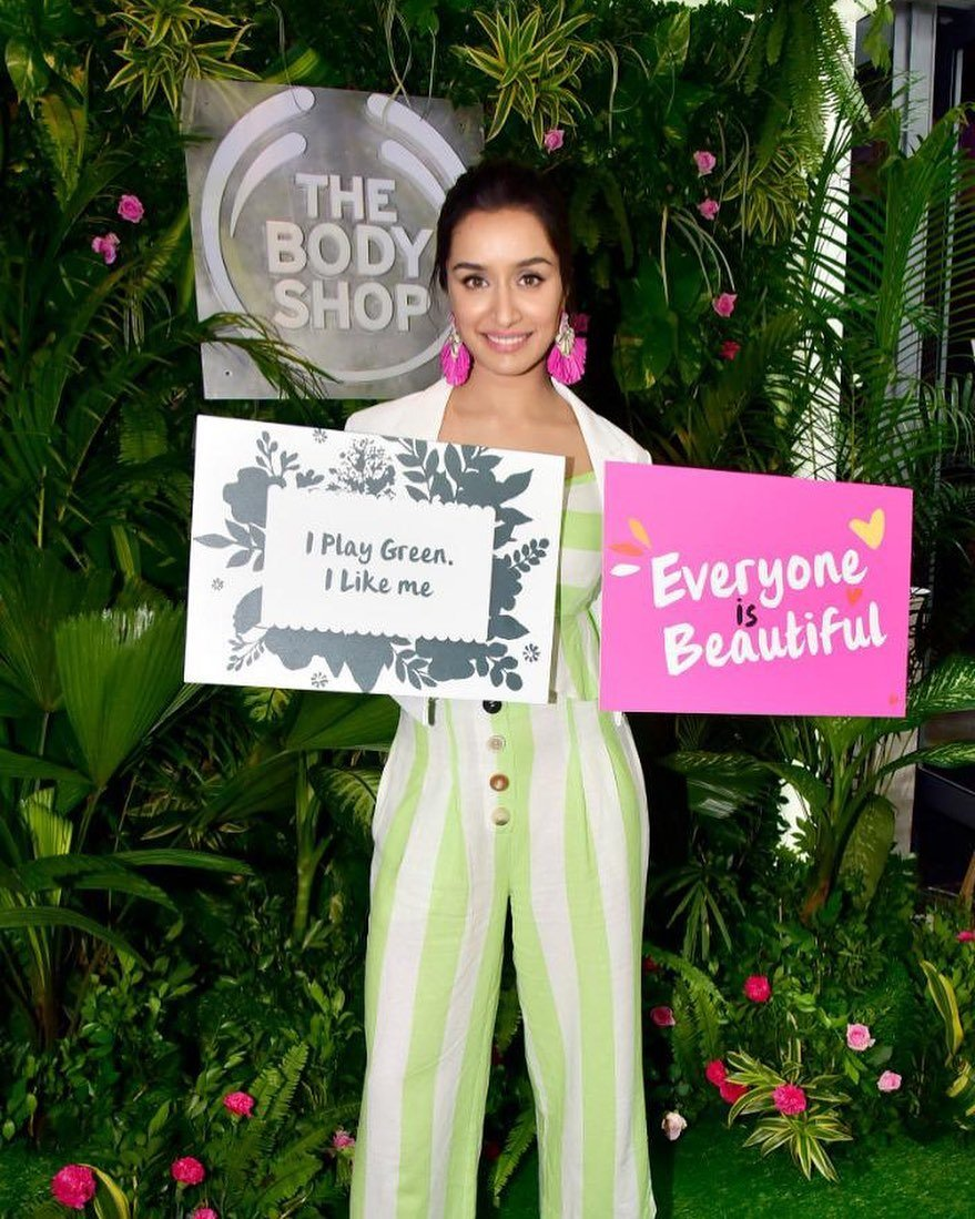 The Body Shop – Global Iconic Beauty Brand Introduces actress @shraddhakapoor as the new brand ambassador and unveils its first ever TVC globally. @TheBodyShop  #TBSAmbassador #TBSNewFace #ActivistsAtHeart #EthicalBeauty #TBSonTV #CrueltyFreeBeauty #skycommn