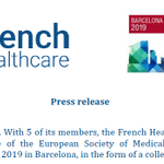 The French Healthcare Association will be at ESMO with 5 of its members to promote French excellence in oncology care https://t.co/UkZhhtPr9T @myESMO @Lacassagne_Nice @CLCCLeonBerard @paoli_calmettes @Invivox #Cerba