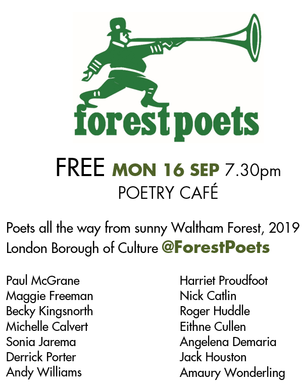 The Poetry Society – Connecting you to the transformative