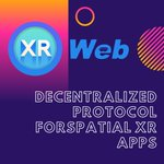 Image for the Tweet beginning: XR Web is a decentralized