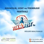 Image for the Tweet beginning: TEKNOFEST İstanbul Havacılık, Uzay ve