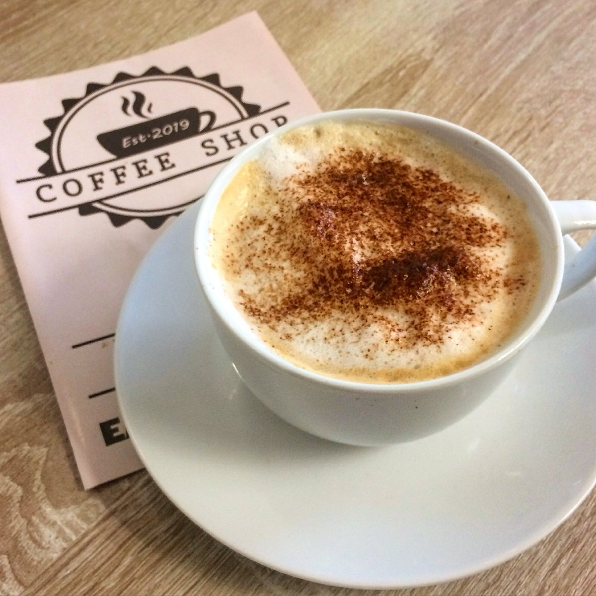 Coffee time at work. Busy morning and now I have 5mins to sit down. Come down and say hi.  Find us on lytham road just off the prom past the Manchester pub #coffee #coffeeshop #blackpool #local #localcoffee #lytham #lythamroad #teatime #teabreak #morning<br>http://pic.twitter.com/C54wVvgmTG