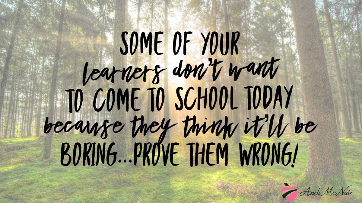 Prove them wrong! #education #educators #geniushour #ameaningfulmess